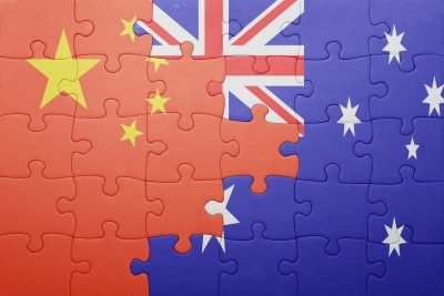 Image result for Australia's China Syndrome